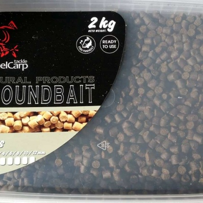 MEMELCARP TACKLE Pellets 6mm 2kg