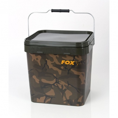 FOX Camo Squere Bucket 17 ltr