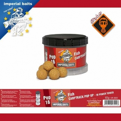 IMPERIAL BAITS Flying Fish pop ups 16mm