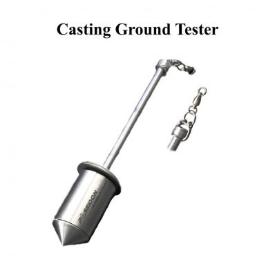 Casting Ground Tester