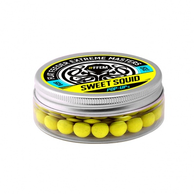 FFEM Baits Pop-Up Sweet Squid 10mm