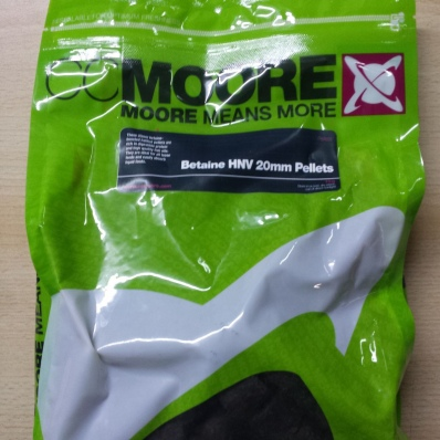 CC MOORE Betaine HNV Pellets (20mm) 3kg