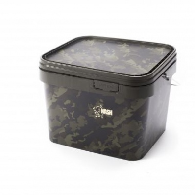 NASH TACKLE Rectangular Bucket 10ltr