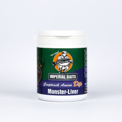 IMPERIAL BAITS IB Carptrack Amino Dip Monster- Liver 150ml