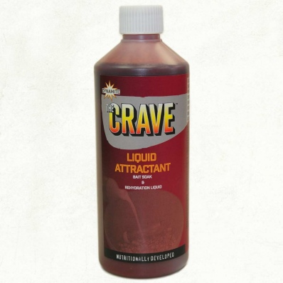 DYNAMITE BAITS The Crave Liquid Attractant & Re-hydration Soak - 500ml