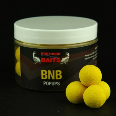 NORTHERN BAITS BNB Popups Yellow 15mm