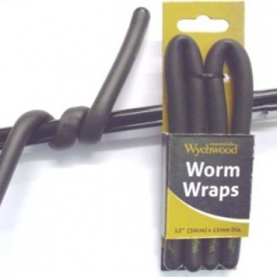 WYCHWOOD WORM WRAPS (PAIR)